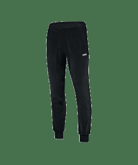 JAKO Classico pantalone poliestre nero F08