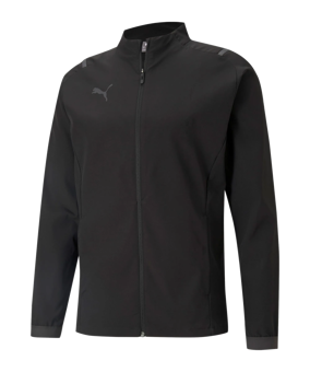PUMA teamCUP Sideline giacca all. nero F03