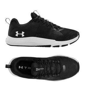 Under Armour Charged Engage Training nero F001
