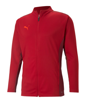 PUMA teamCUP giacca all. rosso F01