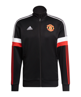 adidas Manchester United 3S Tracktop giacca nero
