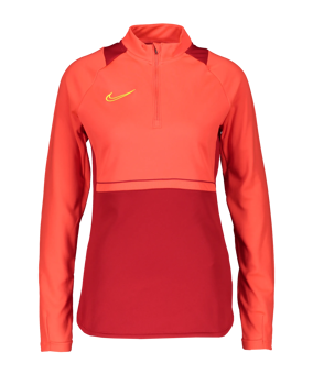 Nike Academy 21 Drill Top donna rosso F687