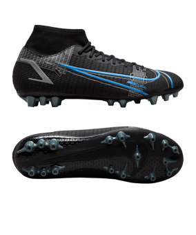 Nike Mercurial Superfly VIII Academy AG rosso F004