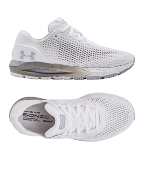 Under Armour Hovr Sonic 4 donna bianco F101