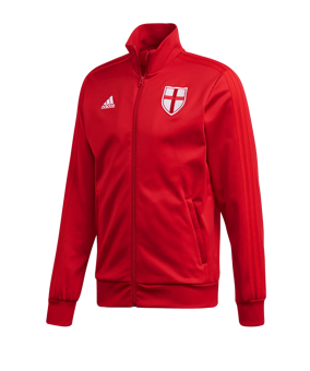 adidas Inghliterra giacca all. rosso