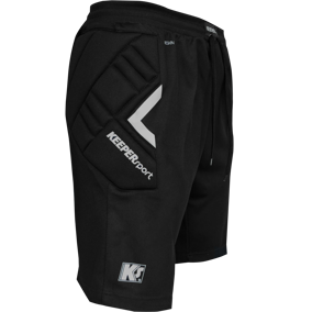 KEEPERsport Training pant. portiere BP nero F999