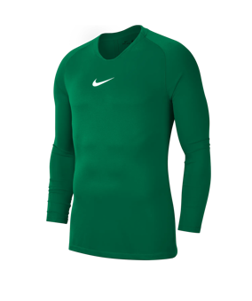 Nike Park First Layer sottomaglia verde F302