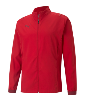 PUMA teamCUP Sideline giacca all. rosso F01