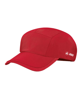 JAKO Funktionscap rosso F01