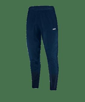 JAKO Classico pantalone polyestre donna blu F09