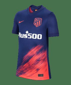 Nike Atletico Madrid maglietta away 21/22 bambini F422