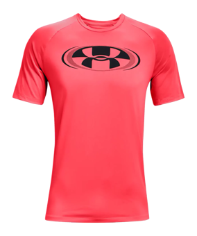 Under Armour Tech 2.0 Circuit T-Shirt rosso F628