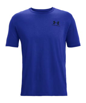 Under Armour Sportstyle Left Chest T-Shirt F402