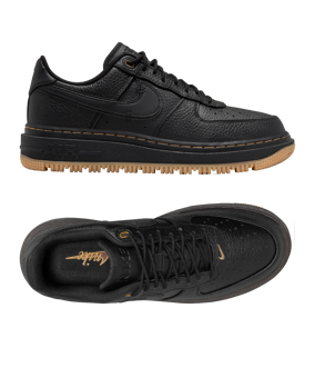 Nike Air Force 1 Luxe nero F001
