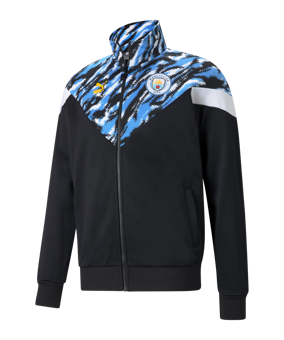 PUMA Manchester City Iconic Graphic giacca F05