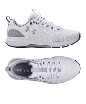 Under Armour Charged Commit 3 Training bianco F103