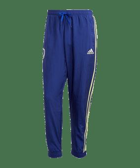 adidas Juventus Turin Icon Woven pantaloni jogging blu