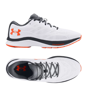 Under Armour Charged Bandit 6 Running bianco F109
