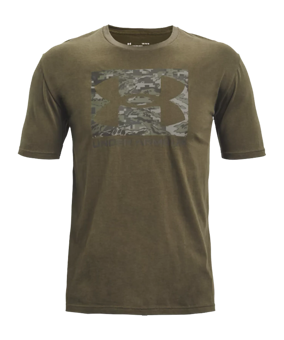 Under Armour ABC Camo Boxed T-Shirt Training F369