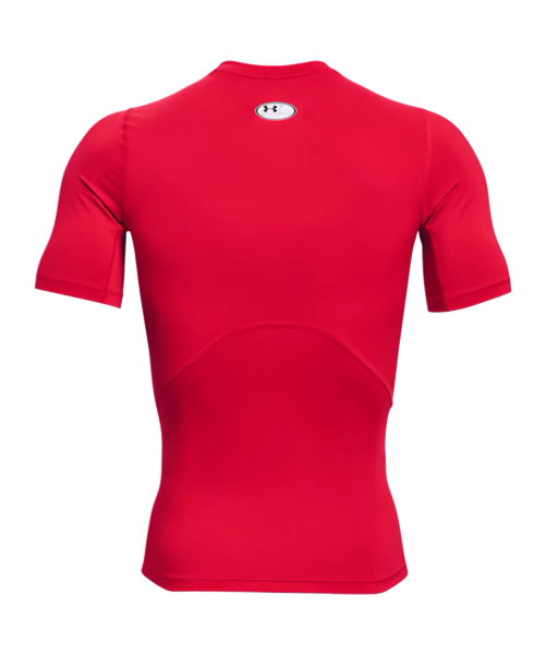 Under Armour HG Compression T-Shirt rosso F600