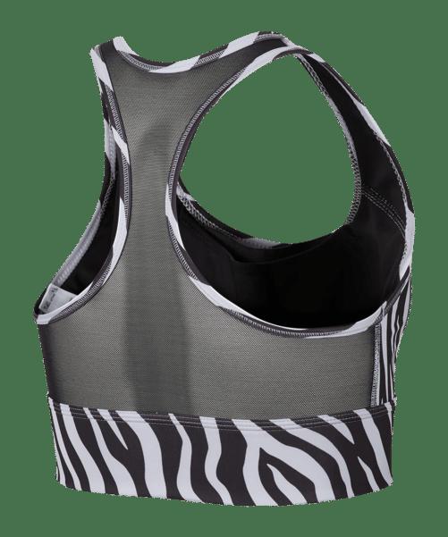 Nike Swoosh Iconclash reggiseno sp. donna neroF010