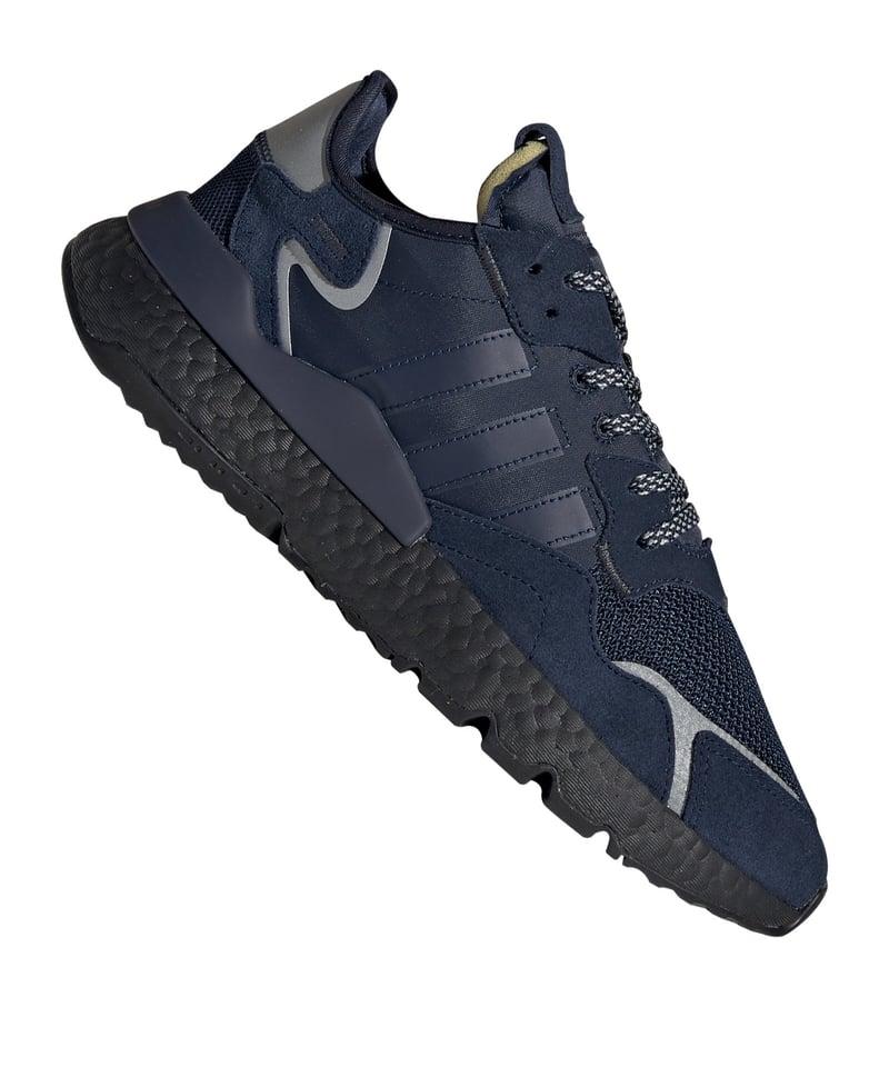 Activo Método fotografía  adidas Originals Nite Jogger Sneaker Herren Blau | Streetstyle | Freizeit |  Street | Schuhe Herren | Sneakers | Alltag | Style