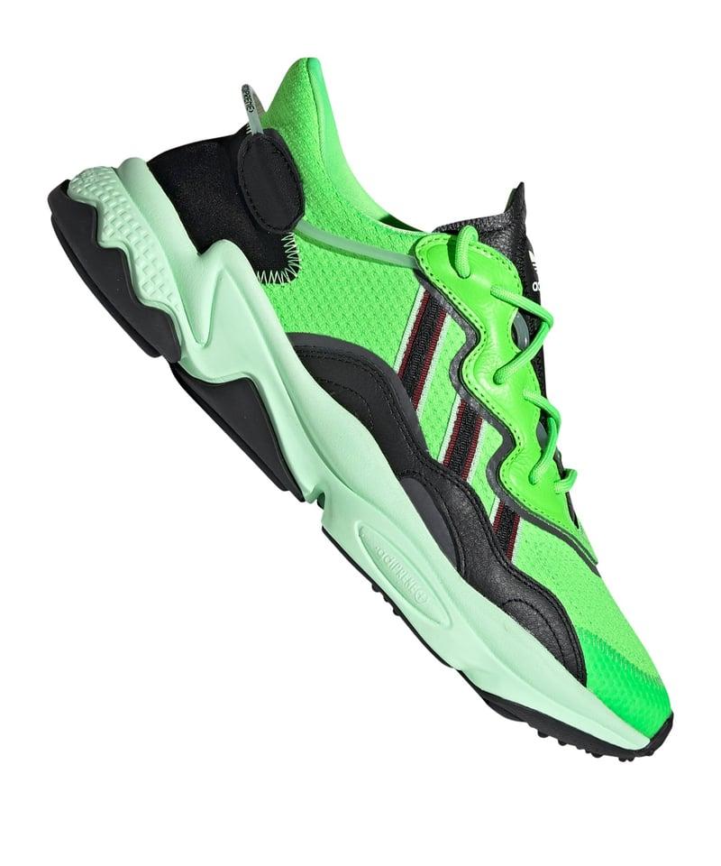 Quizás Se infla esposa  adidas Originals Ozweego Sneaker Herren Grün | Streetstyle | Freizeit |  Street | Schuhe Herren | Sneakers | Alltag | Style
