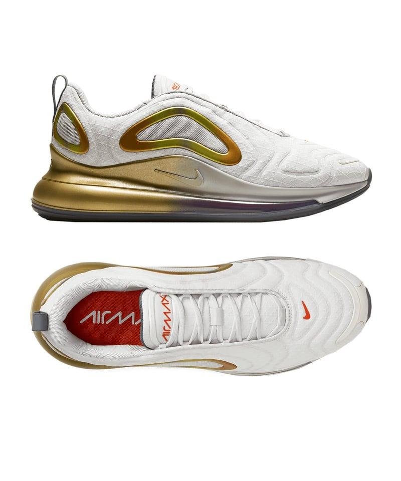 Nike Air Max 720 Sneaker Weiss F100 | Streetstyle | Freizeit