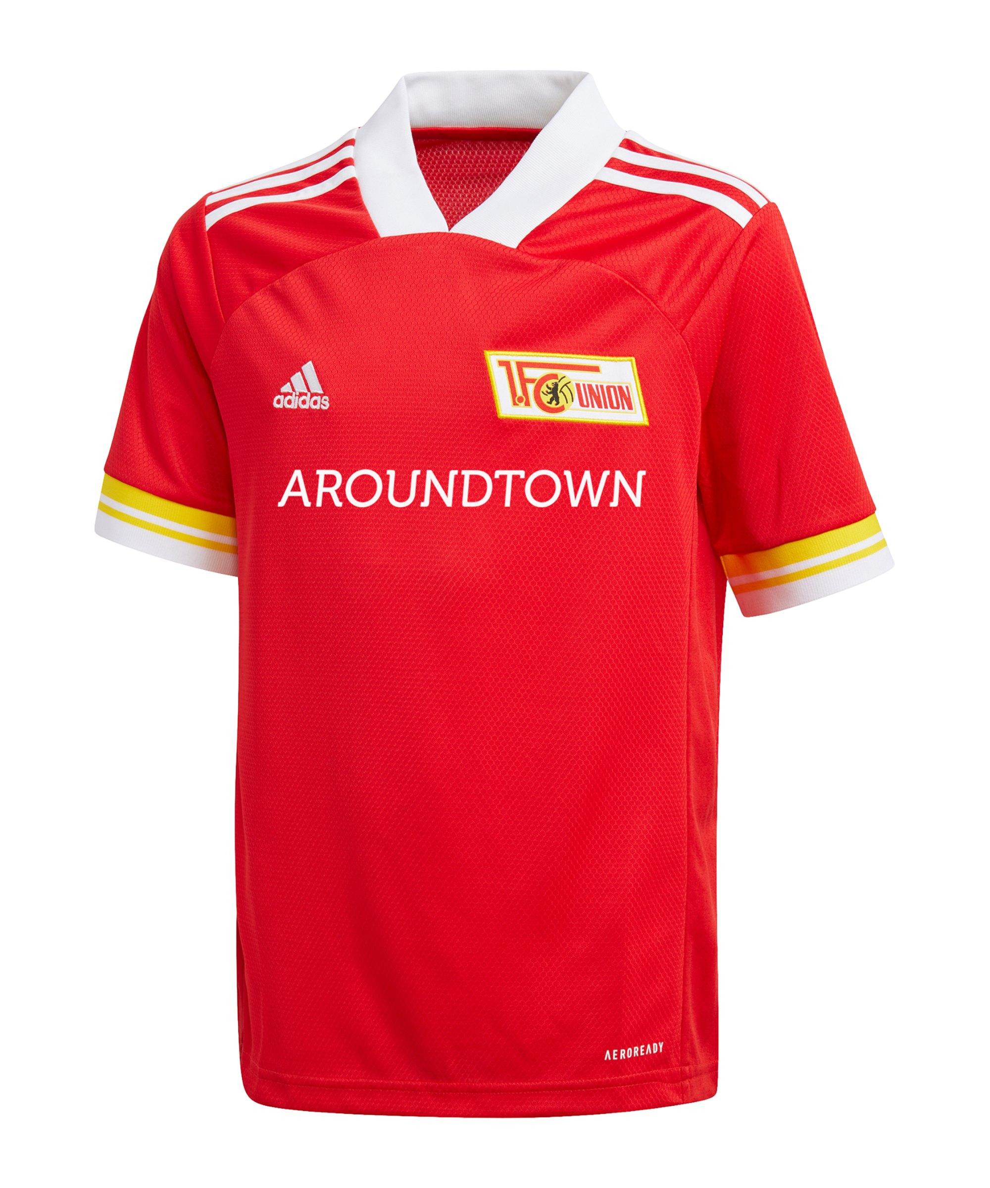 FC UNION Berlin Trainingsjacke 1 Jacke Team 2020//2021