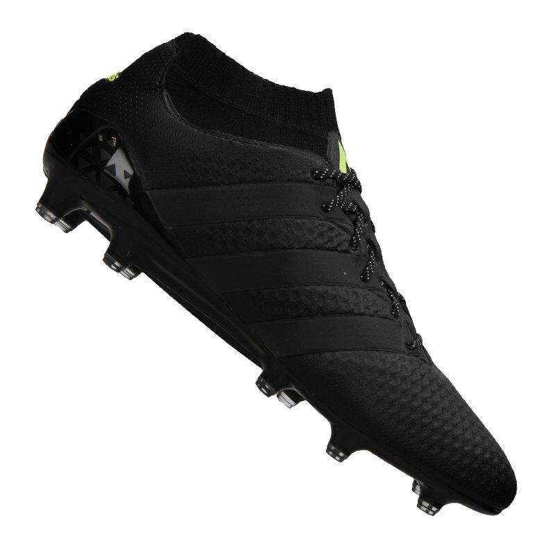 Adidas Fg Primeknit Ace Gelb 1 16 Schwarz Nwvmn80