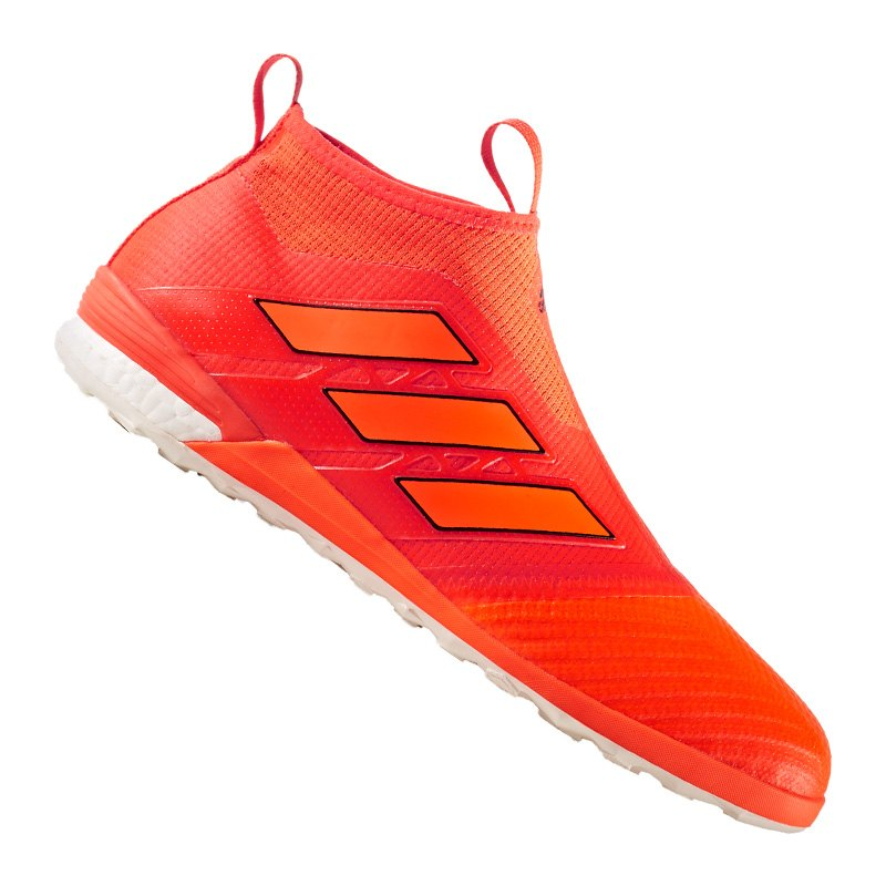 save off 7920f c8ed2 adidas ACE Tango 17+ Purecontrol IN Halle Rot - rot