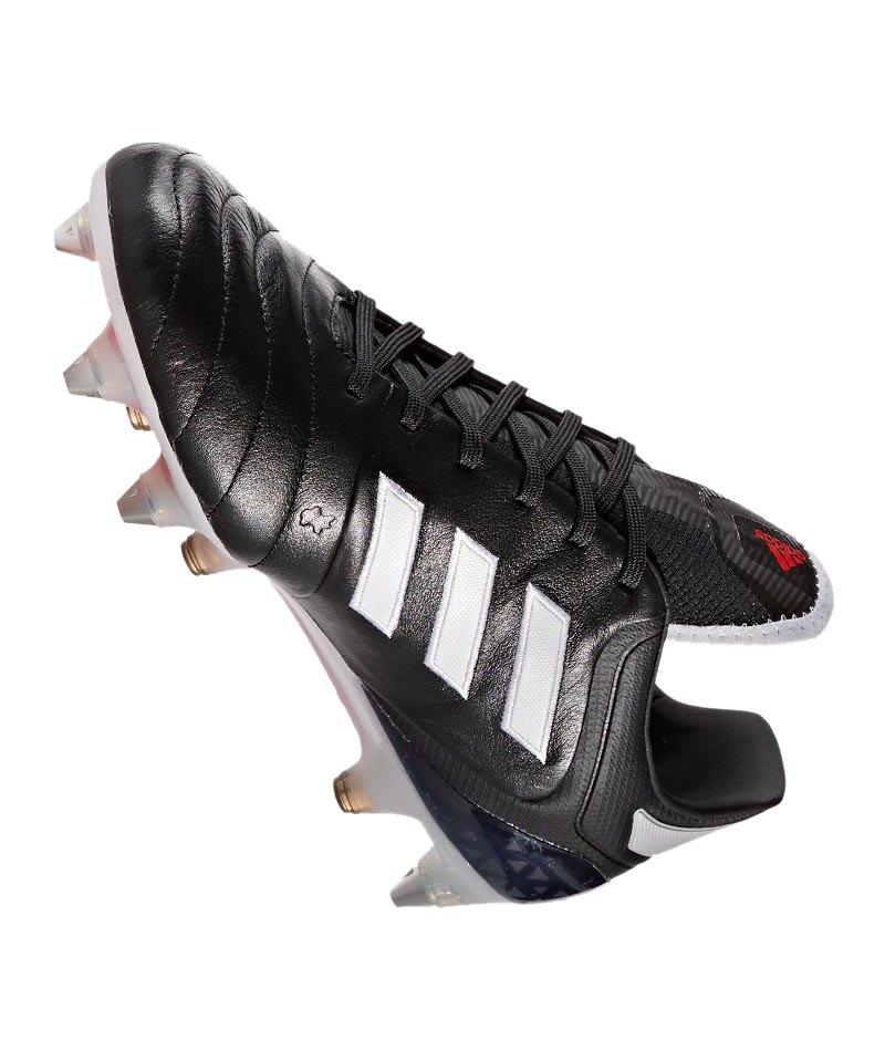 best cheap bd56b 00329 ... adidas COPA 17.1 SG Schwarz Weiss Rot - schwarz ...