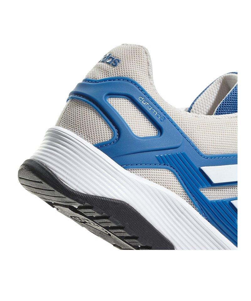 adidas Duramo 8 Running Blau Weiss