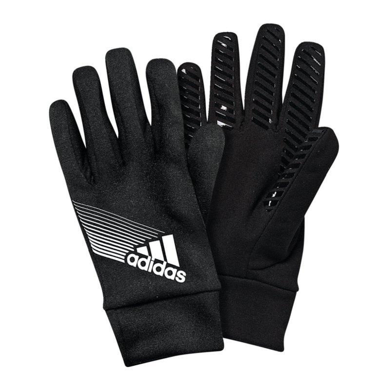 adidas Fieldplayer Clima Proof Handschuh Schwarz