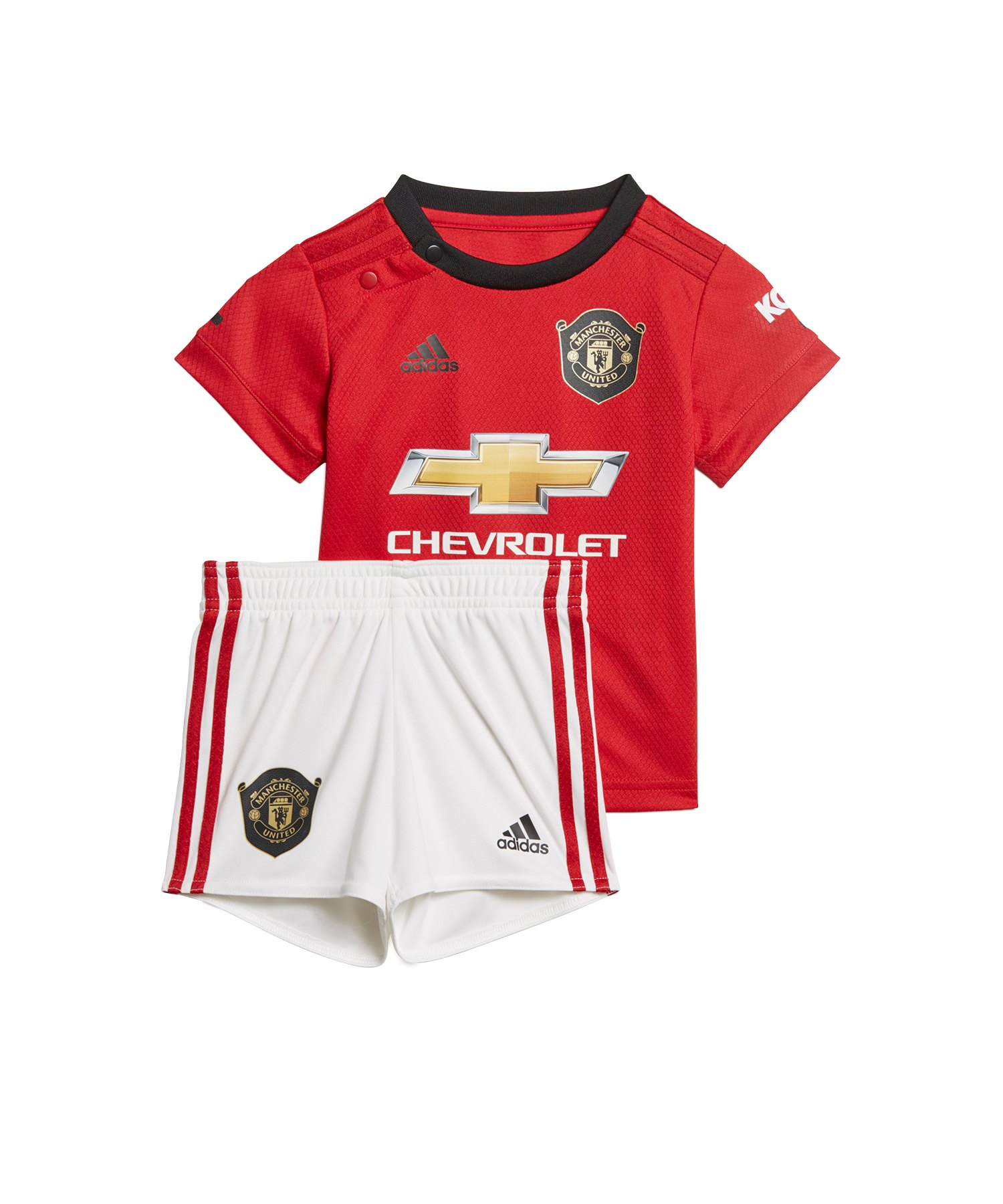 sports shoes 709a6 9bd86 adidas Manchester United Babykit Home 2019/2020