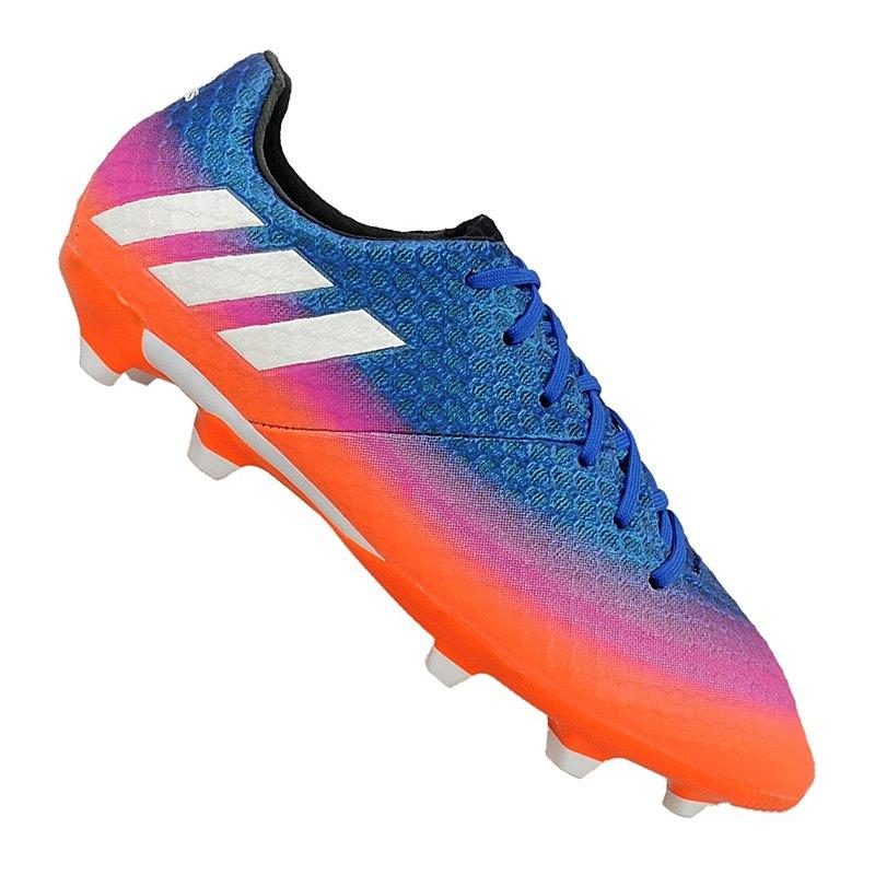 adidas Herren Schuhe Fußballschuhe Messi 16.1 FG für