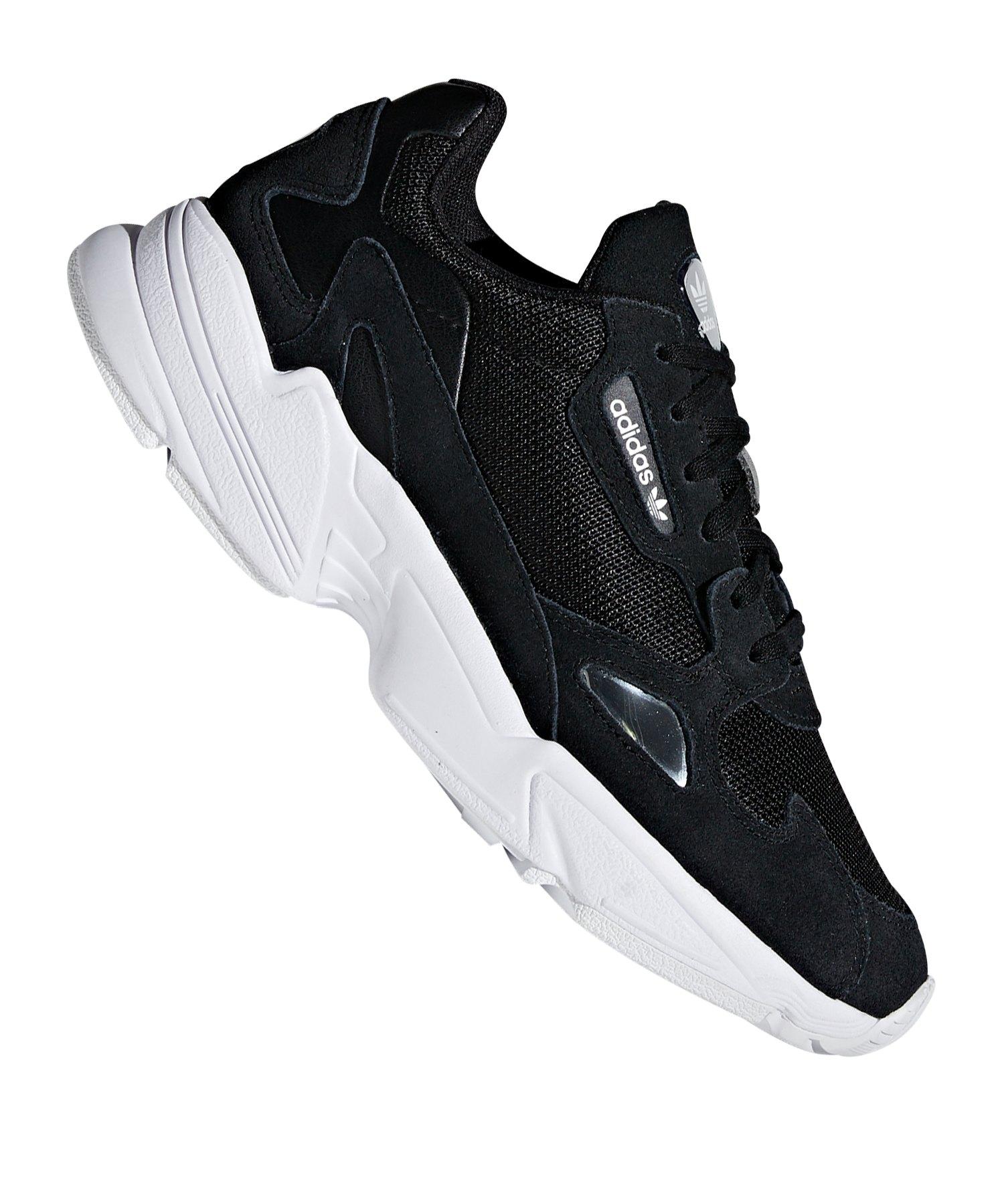 adidas Originals Falcon Sneaker Damen Schwarz