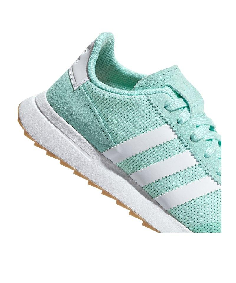 Adidas Originals Damen Sneaker Türkis Flb dChrQts