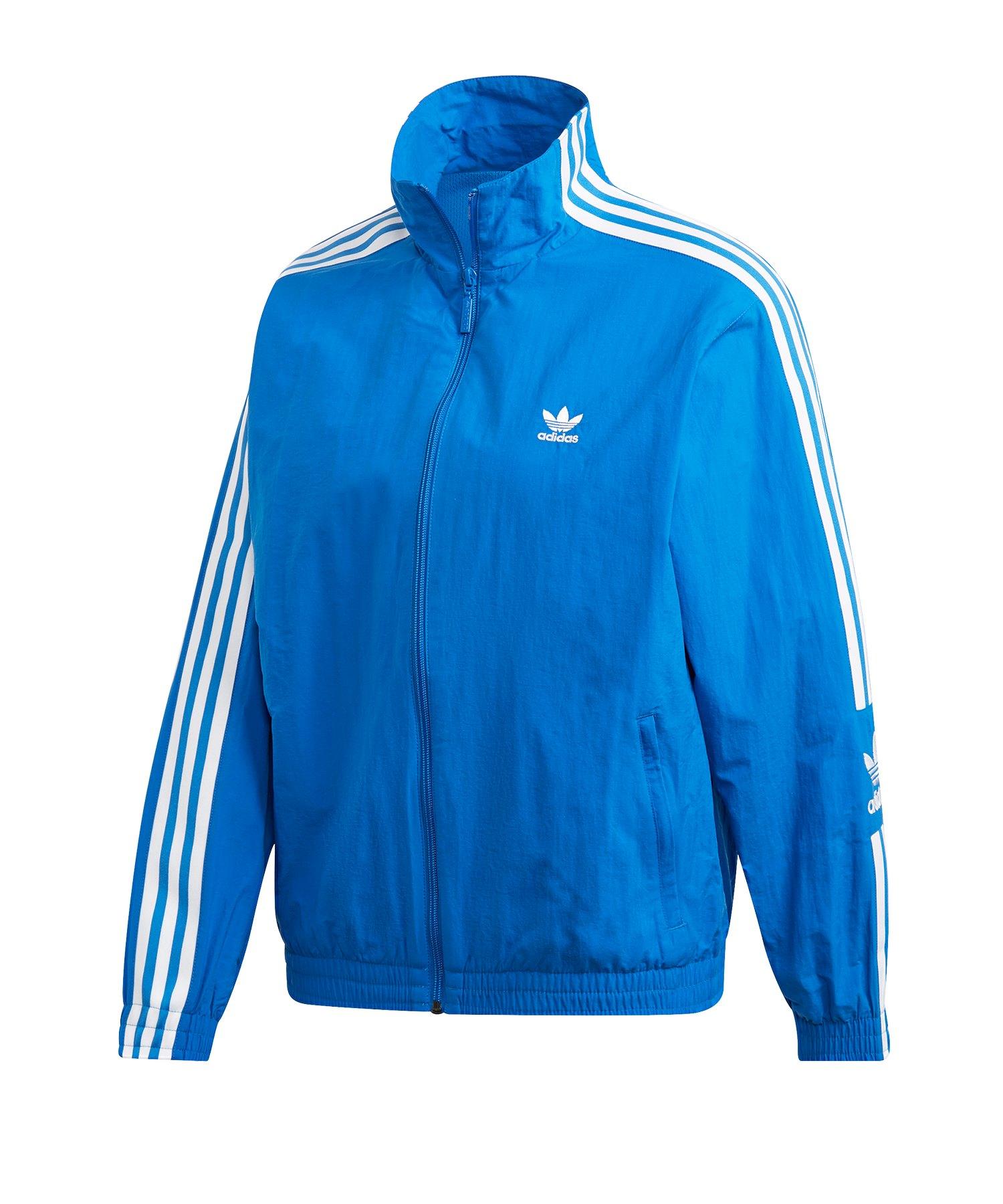 Jacken von adidas in Blau für Damen