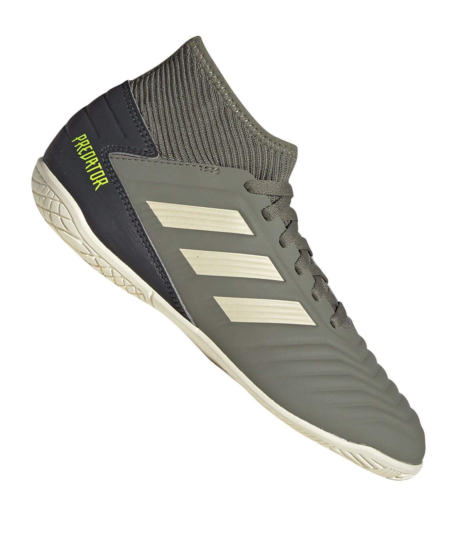 Nike Mercurial Fußballschuhe Halle Indoor 33 grün 20,5 cm