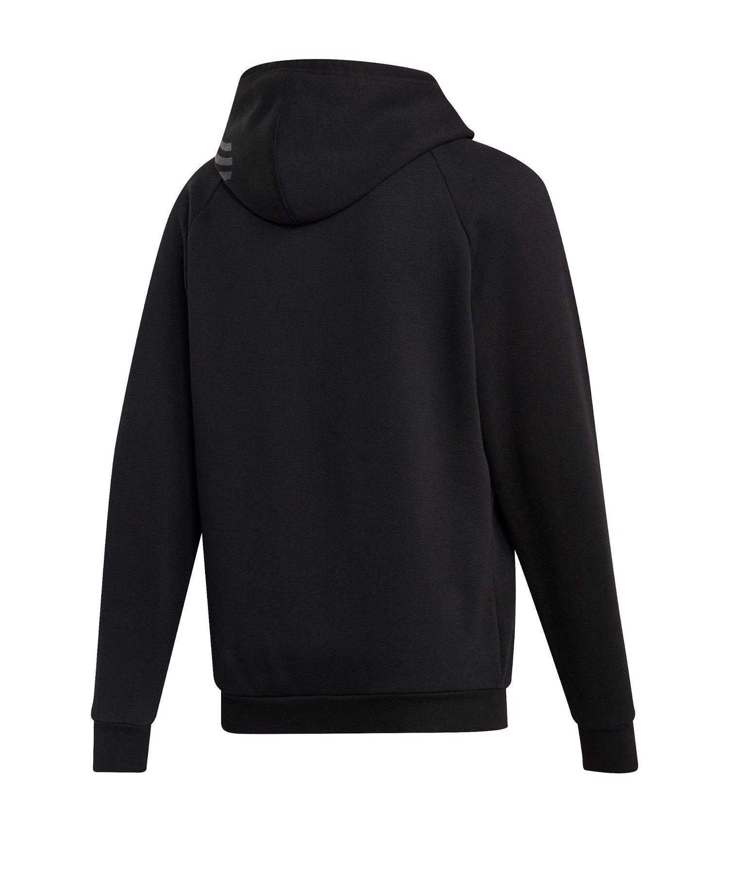 adidas tango windbreaker hoodie schwarz auf rechnung
