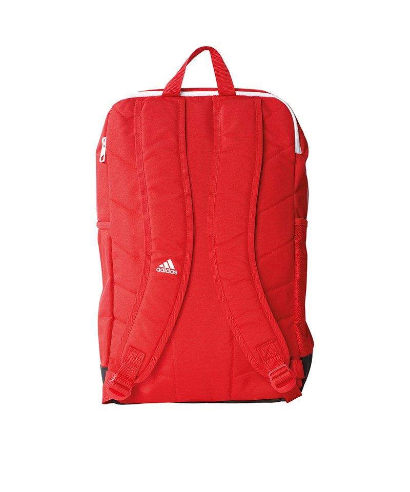c4ad07182287a ... adidas Tiro Backpack Rucksack Rot Schwarz Weiss - rot ...