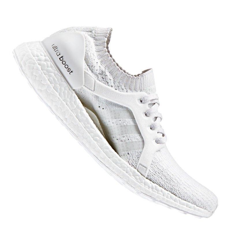 adidas Ultra Boost X Running Damen Weiss Grau
