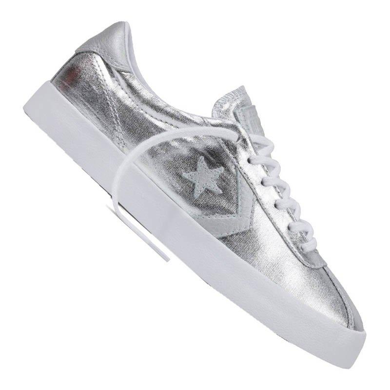 Converse Breakpoint Sneaker Damen Silber