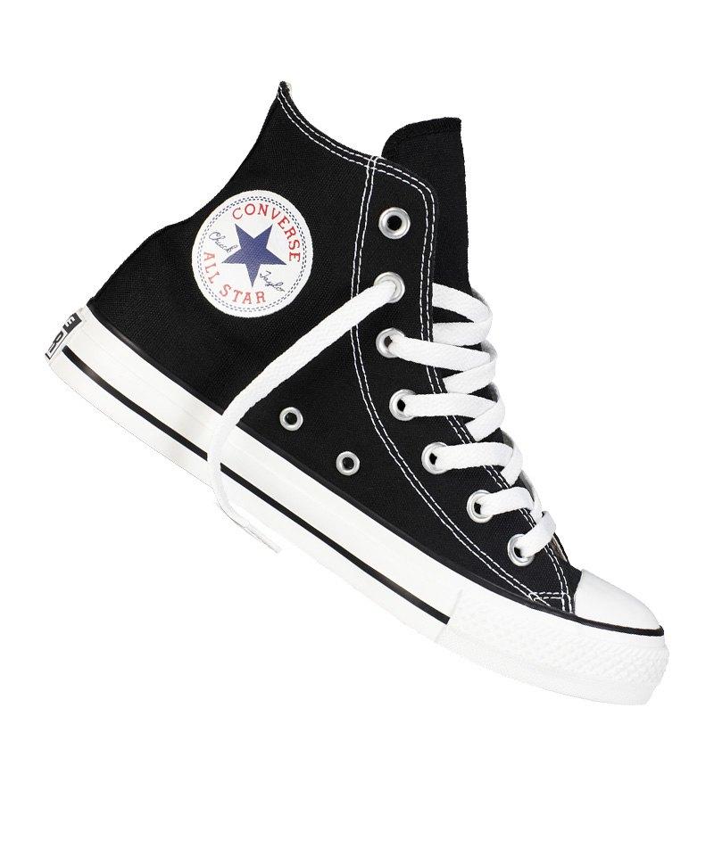 Converse Chuck Taylor AS High Sneaker Schwarz