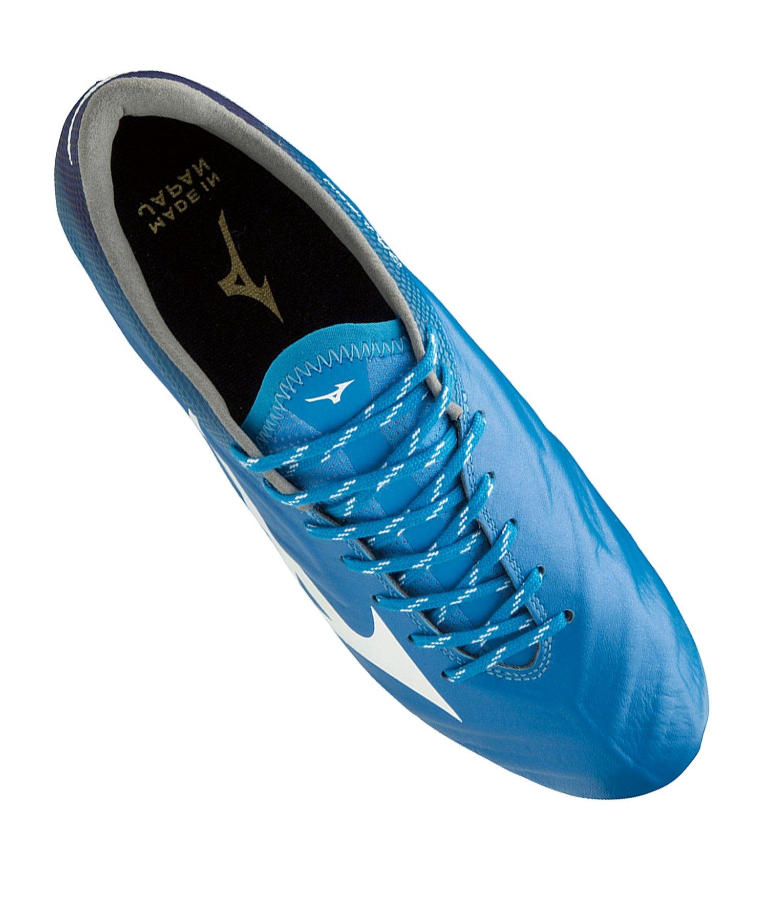 Mizuno Fg Weiss F01 Rebula V1 Japan Leather Blau 2 ARjL435