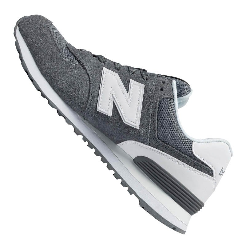 new balance ml574 sneaker grau f12