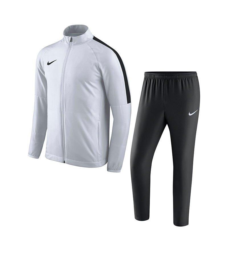 Nike Academy 19 Trainingsanzug volt weiß