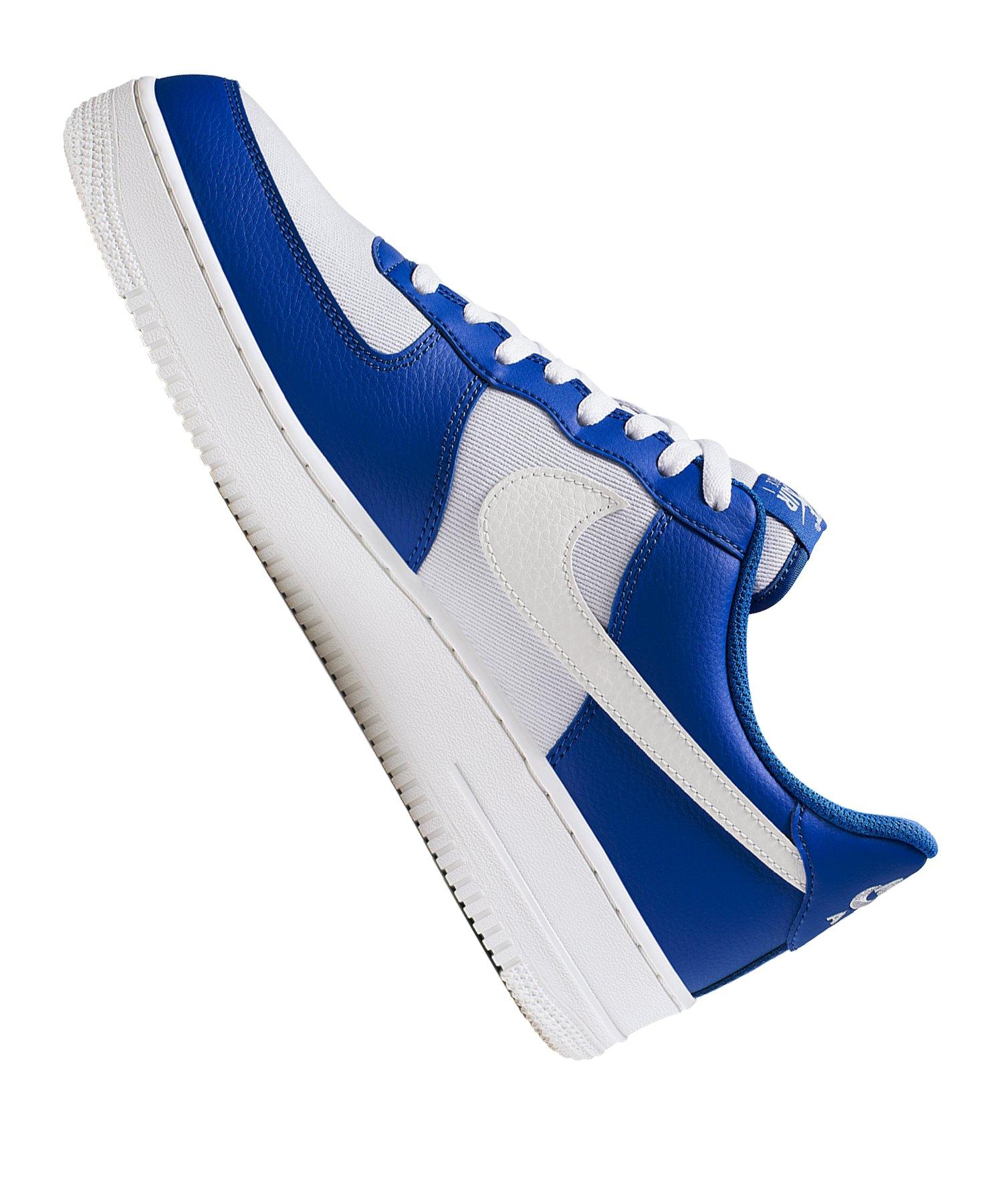Nike Air Force 1 07 Sneaker Blau F400