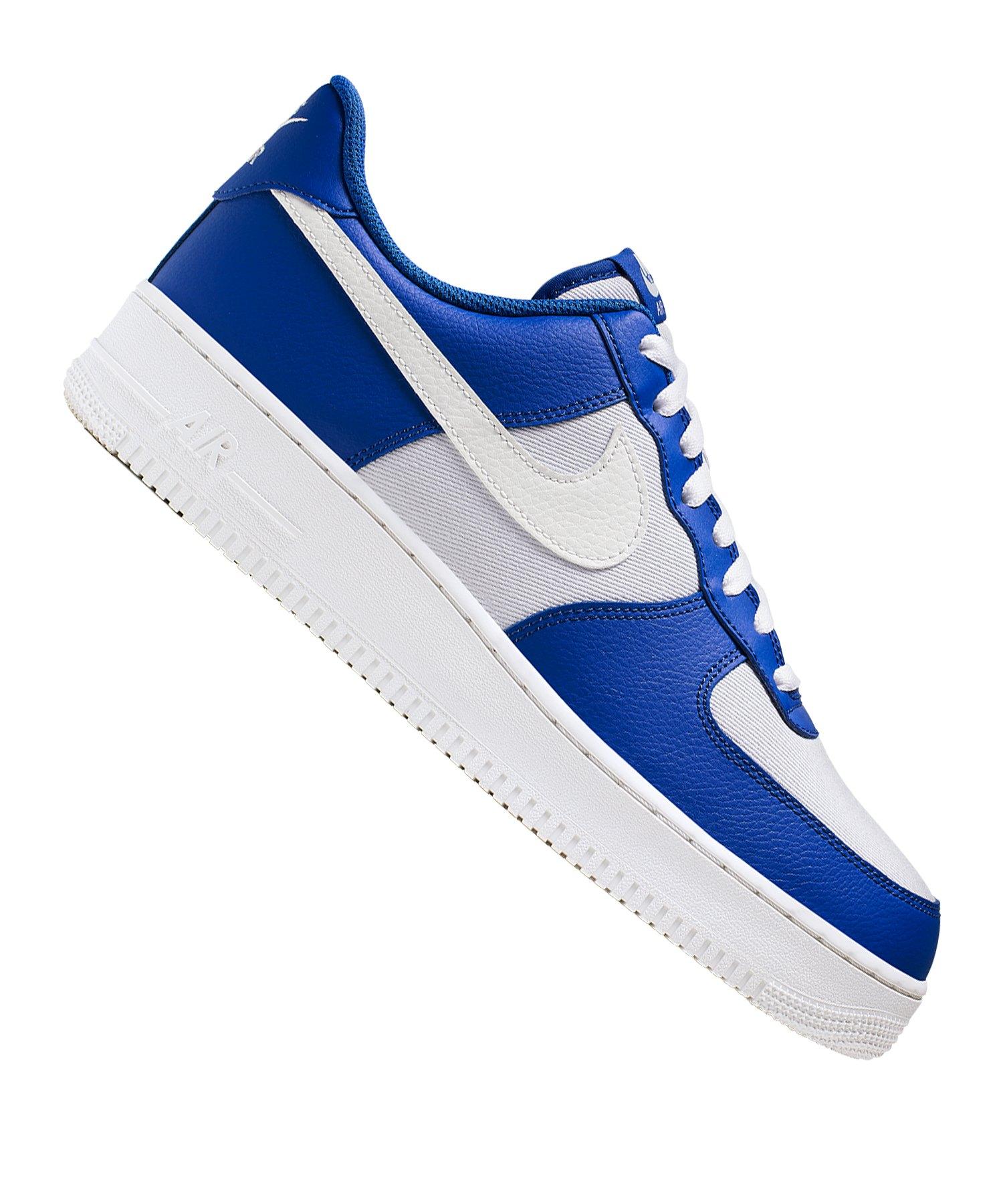 Nike Air Force 1 07 1 Sneaker Blau F400